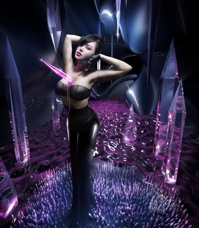 Jun 29, 2009 MUA / Styling / Model: Vima Miss Vima