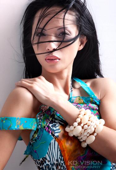 Jun 29, 2009 Ksenia Dzhalaganiya - Photography-make up-styling by KD Fashion shoot (Model: Michelle Vo)