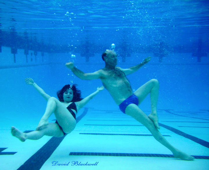 Male and Female model photo shoot of BRIGHTDAY UNDERWATER and O L G A in Photo by Ophelia