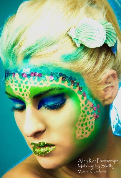 Perdido Key, Florida Jun 29, 2009 Mermaid/Fish shoot