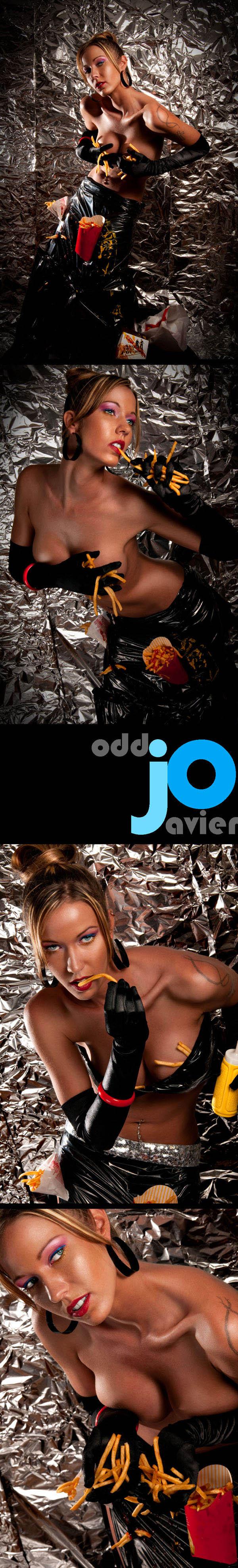 Jun 29, 2009 Photo By: Javier Oddo Fast Food Garbage