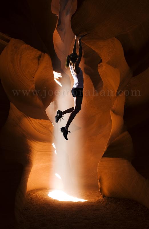 Upper Slot Canyon- Page, Az Jul 01, 2009 © Joe Morahan Photography, LLC The Slots