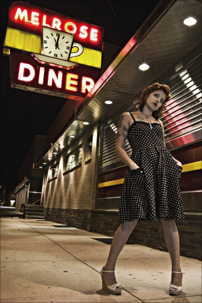 Melrose Diner Jul 02, 2009 j. victor elliott