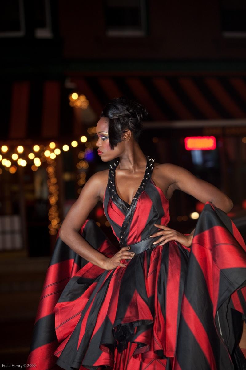 New York Jul 03, 2009 Euan Henry Dress by Denise
