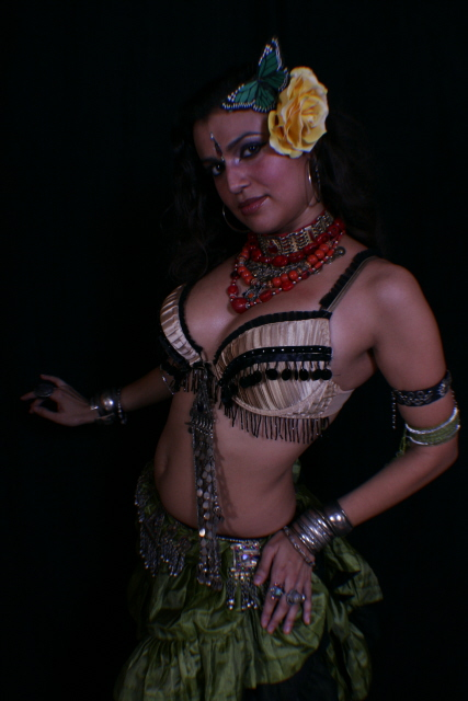 studio tribalgrrl.com Jul 03, 2009 Tammy Lewis Photography bohemian gypsy Luna
