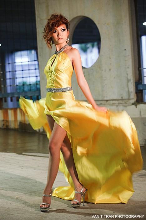 Jul 05, 2009 Photo by VanTTran, Dress by Jacky, Mua by Mystique