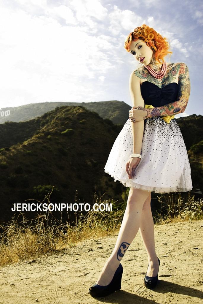Hollywood Hills Jul 06, 2009 Jennifer Erickson