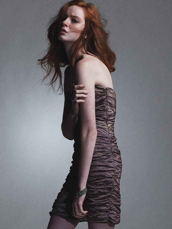 Female model photo shoot of Queen of Preen