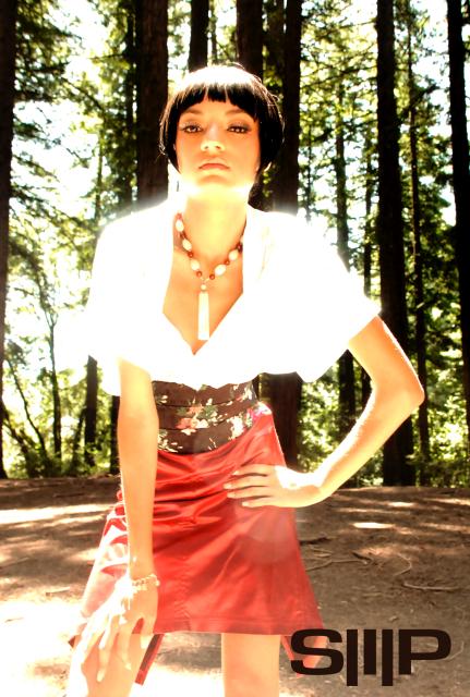 Oakland, Ca Jul 07, 2009 S|I|P .style.inspiration.photography. MUA|Stylist -- Chase Loveleaf* :: photographer Bryon Malik :: model MF Wilson :: (FASHION EDITORIAL PHOTOSHOOT)