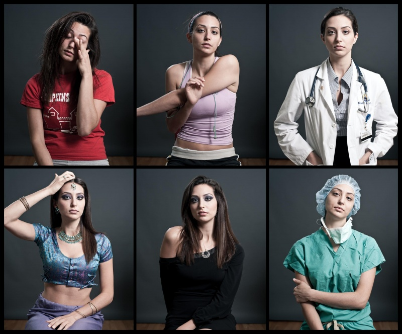 Jul 07, 2009 The Life,   Model:  Elizabeth Rosenblatt