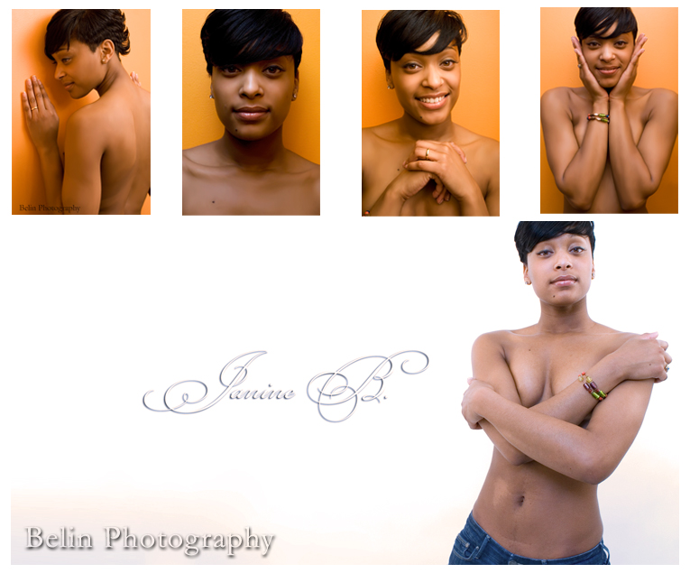 Male and Female model photo shoot of BelinPhotography and Ms Janine B in Harlem, NYC