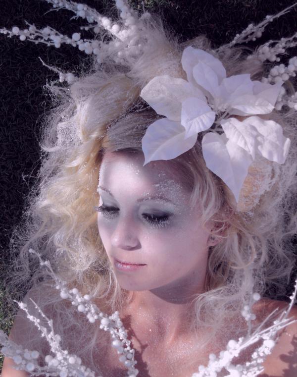 Jul 07, 2009 Model:Karissa Kampen  Snow Queen