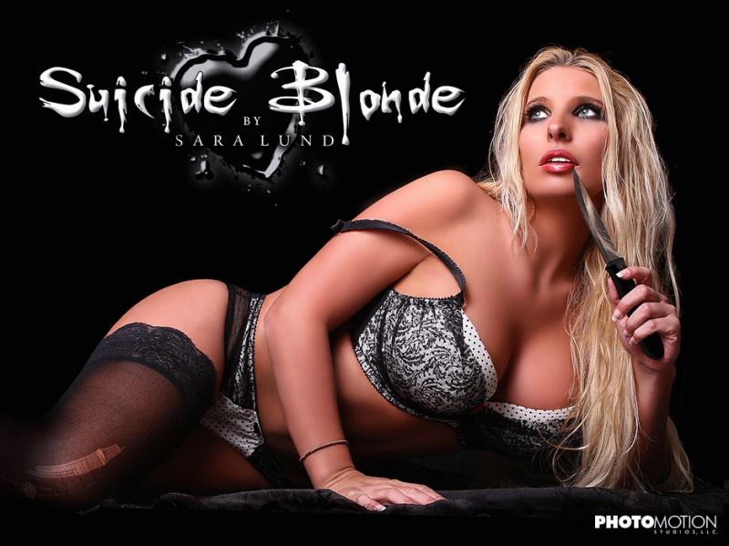 Las Vegas Jul 07, 2009 Photomotionstudios Suicide Blonde