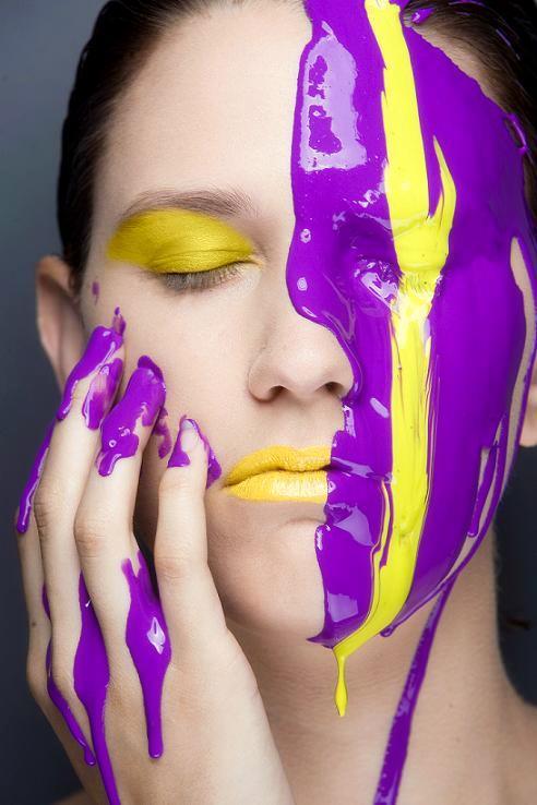 Jul 08, 2009 Makeup/Paint by Aimee JAdore