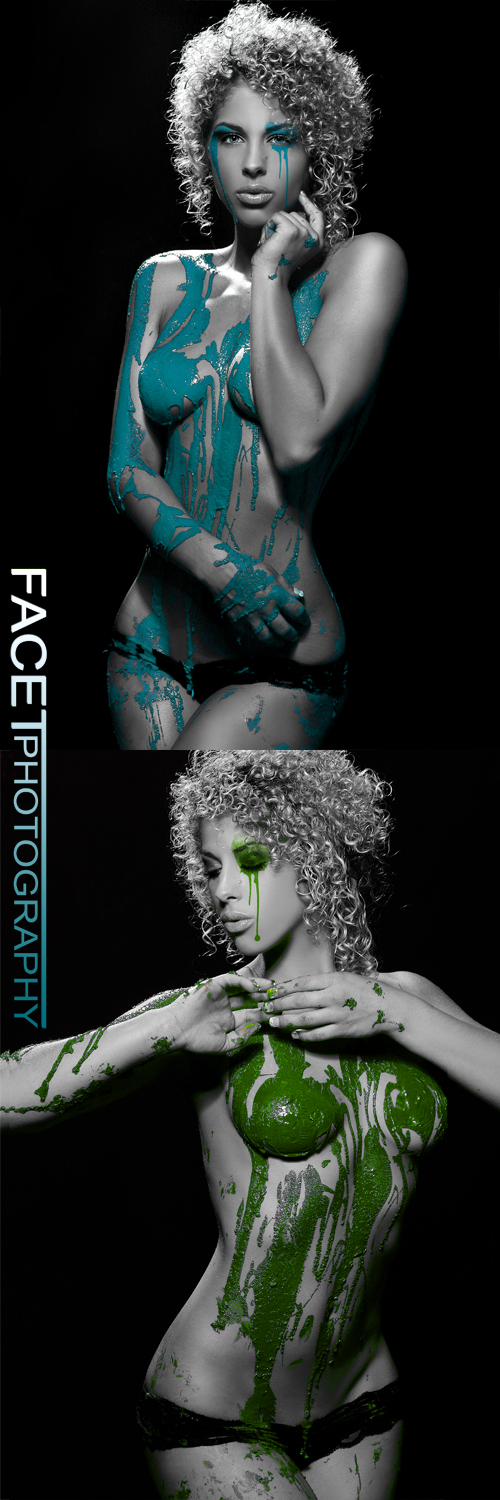 Facet Studios, Los Angeles  Jul 08, 2009 Facet Photography 2009 Jillisa I did the paint myself..