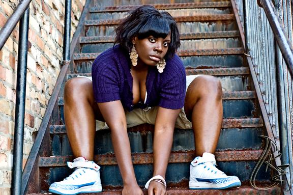 Female model photo shoot of KEYONNA ROBINSON by KLEAR EYE PHOTOGRAPHY