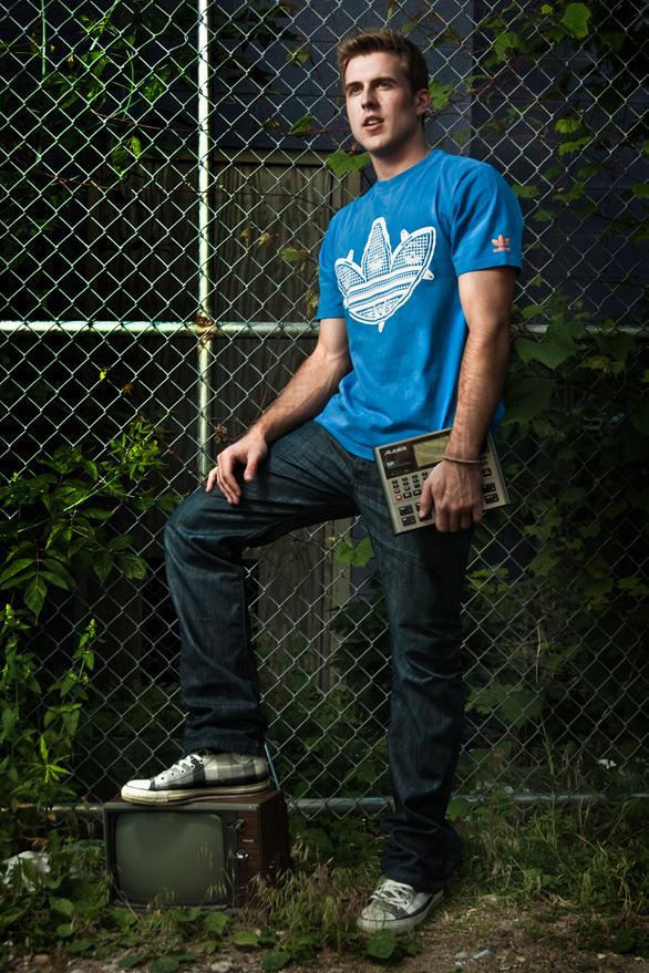 Male model photo shoot of Drew Dawson
