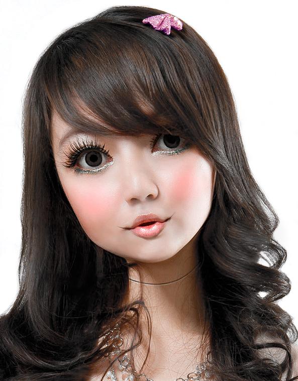 "Jul 11, 2009 nheonheo - used with permission ""Doll"" retouch - portrait ($65+), full body ($95+)"