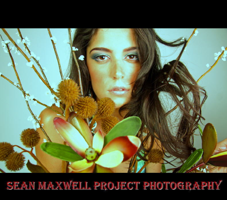 Atlanta Jul 12, 2009 Sean Maxwell Project Camilas Flower Day - This Ones in the Sept 2009 Atlantan Magazine Issue