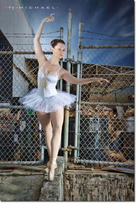 Jul 13, 2009 Ty Michael Industrial Ballet