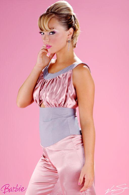 Bay Area Studio Jul 13, 2009 Kevin Sam Photography Barbie Couture  - Nazarina Dress Designs