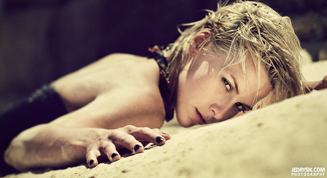 Male and Female model photo shoot of jedrysik_com and Natali Podner