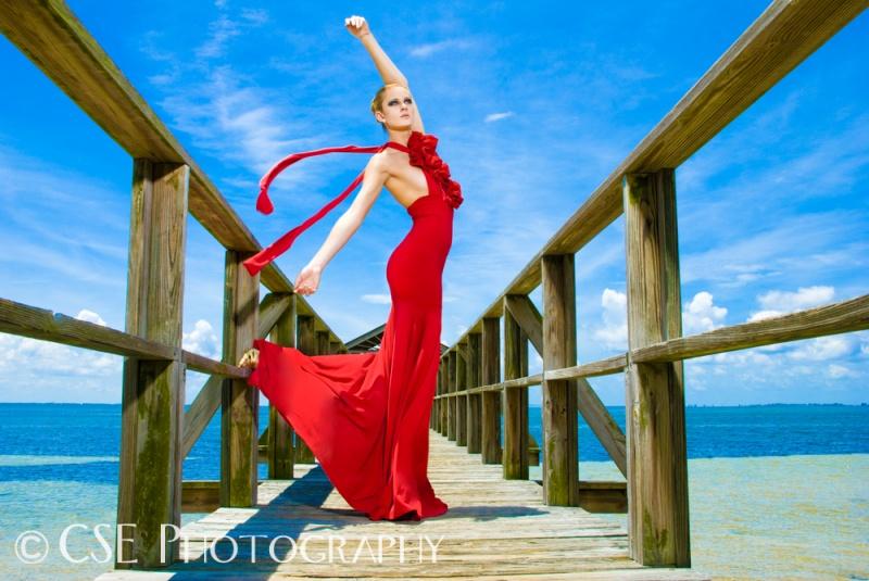 Jul 13, 2009 CSE Photography Red Dress Shoot