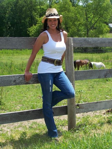 on location at Haverhill Farm in White Lake, MI Jul 13, 2009