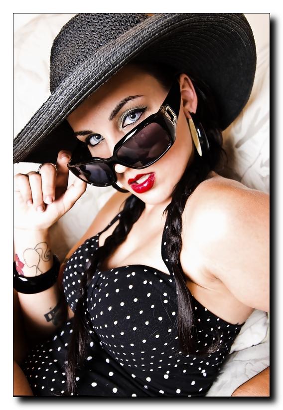 Concord, CA Jul 13, 2009 Edo San Francisco / Lynnae Yvette Hair & Make-Up Pin-Up
