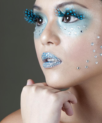 Jul 13, 2009 Make Up by: Toni Rodriguez ; Photography: Mitch Bautista