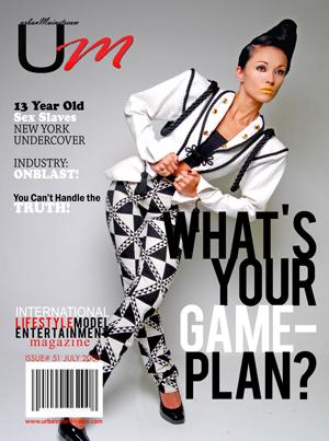 Photos By Shinobi Jul 14, 2009 Urban Mainstream Magazine Issue #52 Launch July 27th