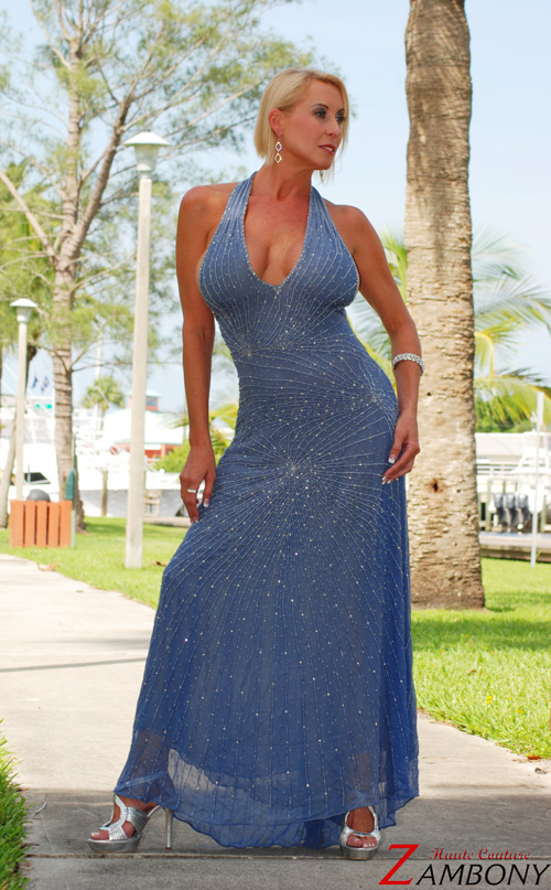 Palm Beach, Florida Jul 15, 2009 Claude Taylor http://www.zambonycouture.com/