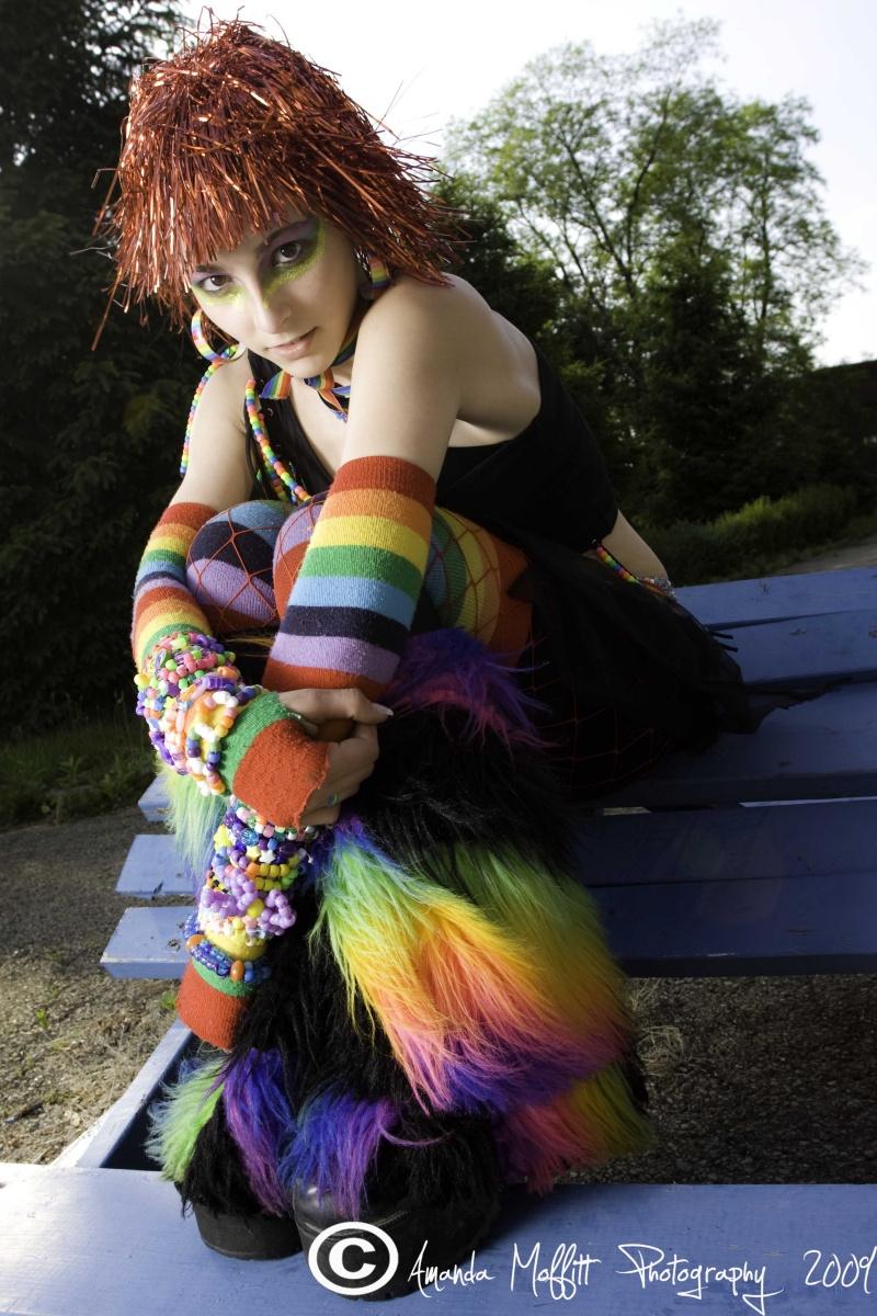 Female model photo shoot of Christiana D by Amanda Moffitt in Dormont