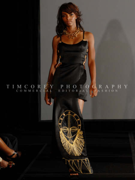 Dallas, TX Renaissance Hotel Jul 16, 2009 Tim Corey Spencer Photography Dallas Ethnic Fashion Week (Desgins by Therez Fleetwood NYC)