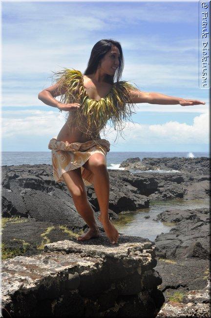 Hilo Jul 17, 2009 Frank Dickinson hawaiian beauty