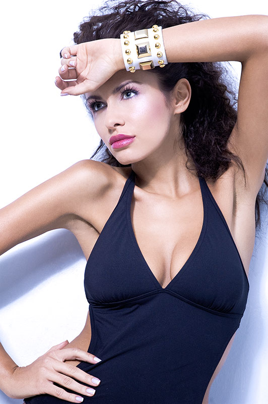 Jul 17, 2009 Iwona Bielecka Model: Nataly Siwiec