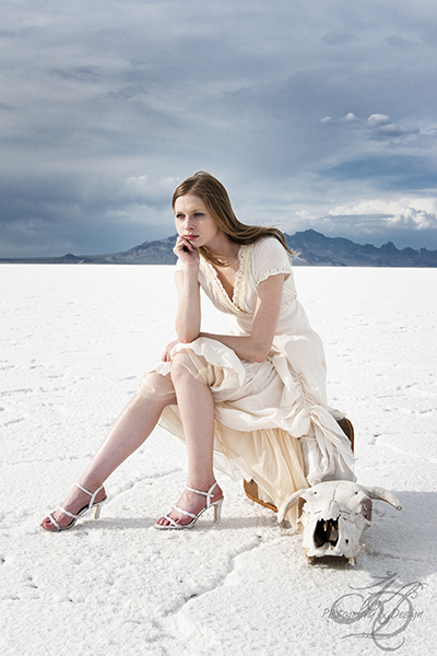 Salt Flats Jul 19, 2009 KD Photography & Design Stranded