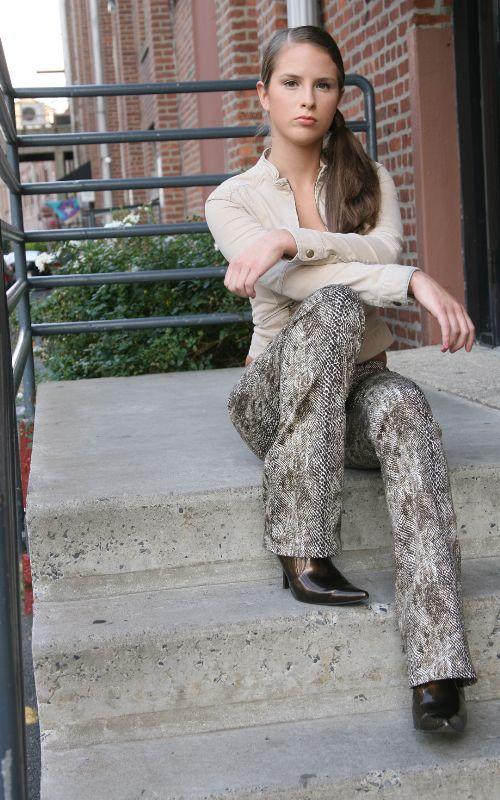 NY City Jul 20, 2009 Chrissy