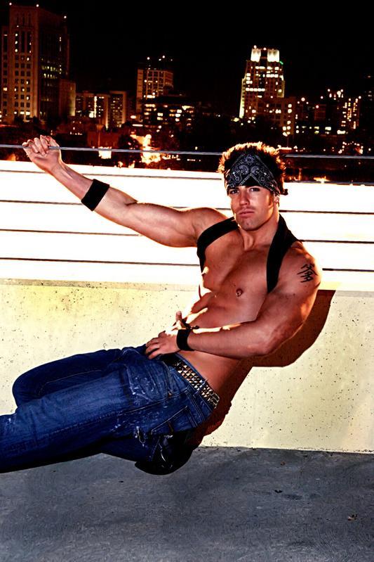 Male model photo shoot of Justin kase 09