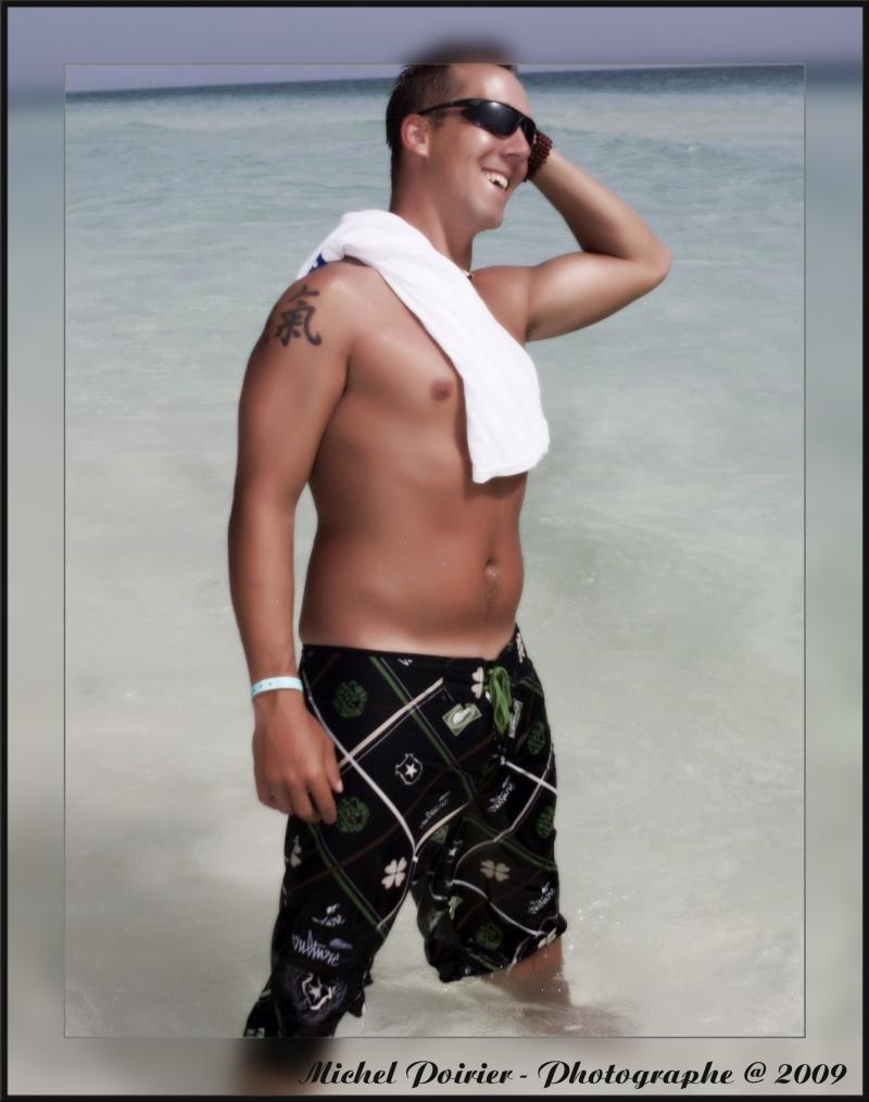 Male model photo shoot of Michel Poirier in Santa-Maria, Cuba