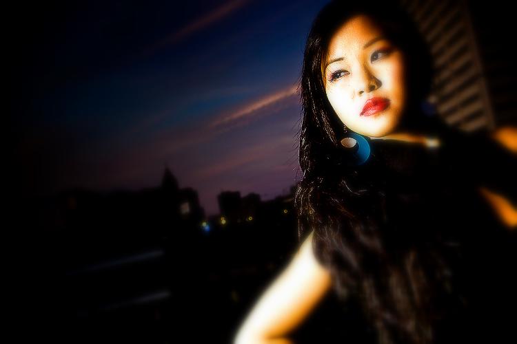 Female model photo shoot of brenduhh by Deb Layden