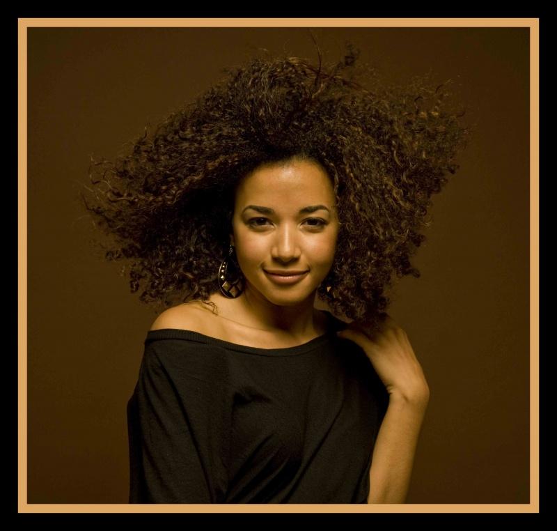 Studio Jul 22, 2009 Tommy Estridge Nadia w/ wind blown hair