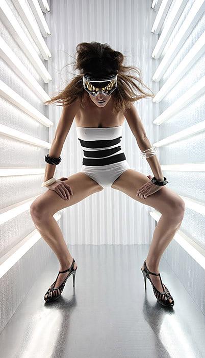 Madrid Jul 22, 2009 deff bikinis @ Beandlife