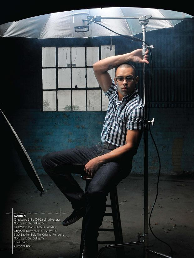Male model photo shoot of D Taylor in Dallas, TX, wardrobe styled by willie johnson iii