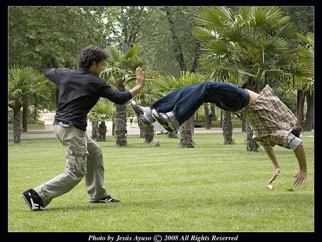 Madrid Jul 22, 2009 kungfugrupo.com Jesus Ayuso