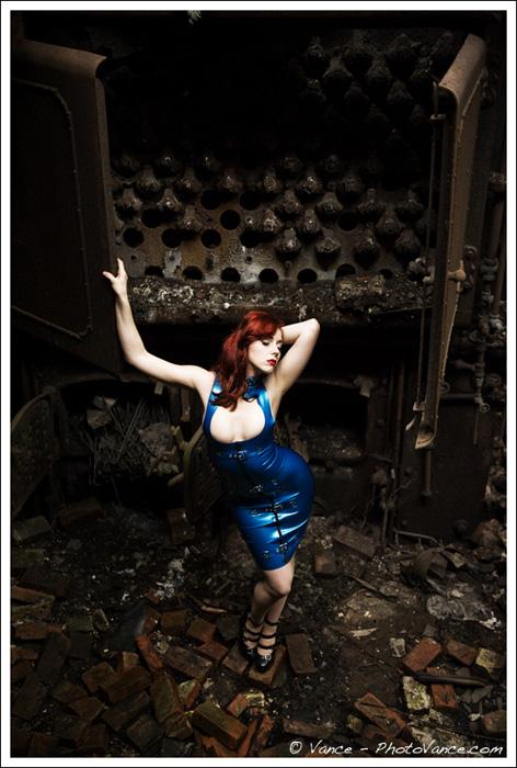 Jul 23, 2009 Industri Latex Dress