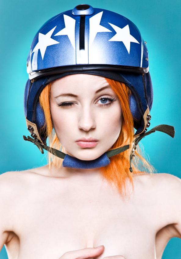 Female model photo shoot of Ulorin Vex