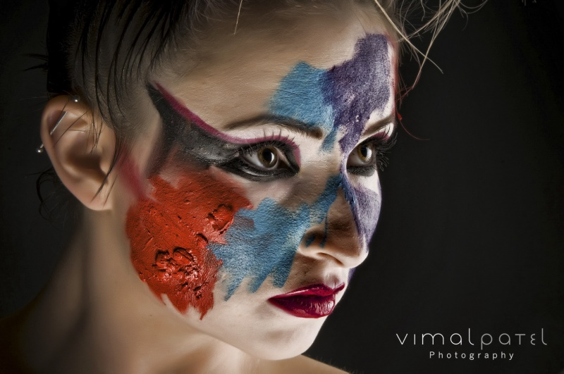 Jul 27, 2009 Vimal Patil Photography Makeup: Chantel Segreti