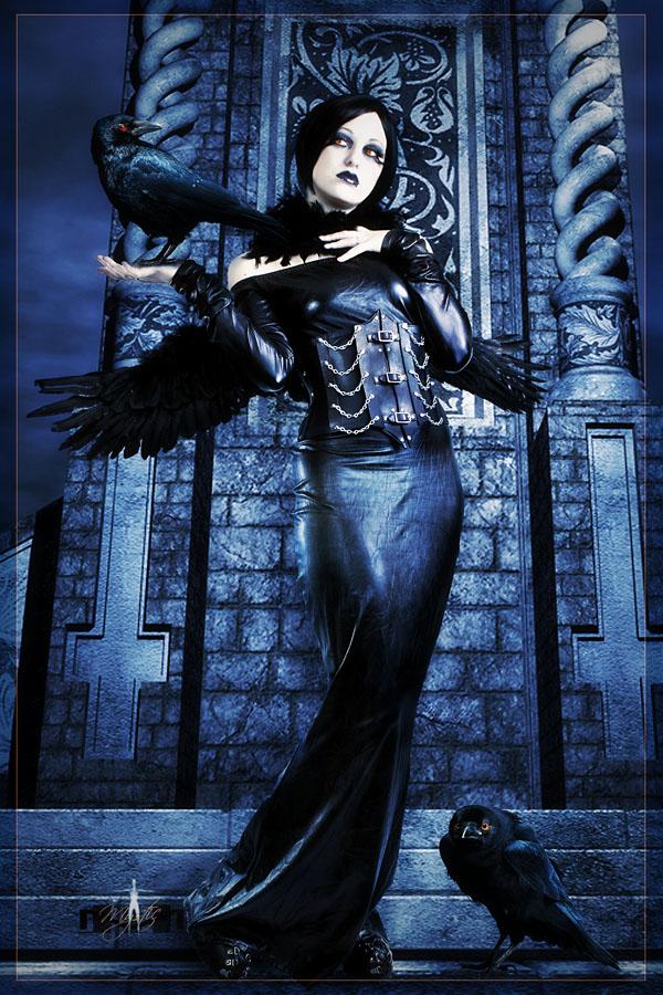 Jul 27, 2009 © 09 Mystic The Crow