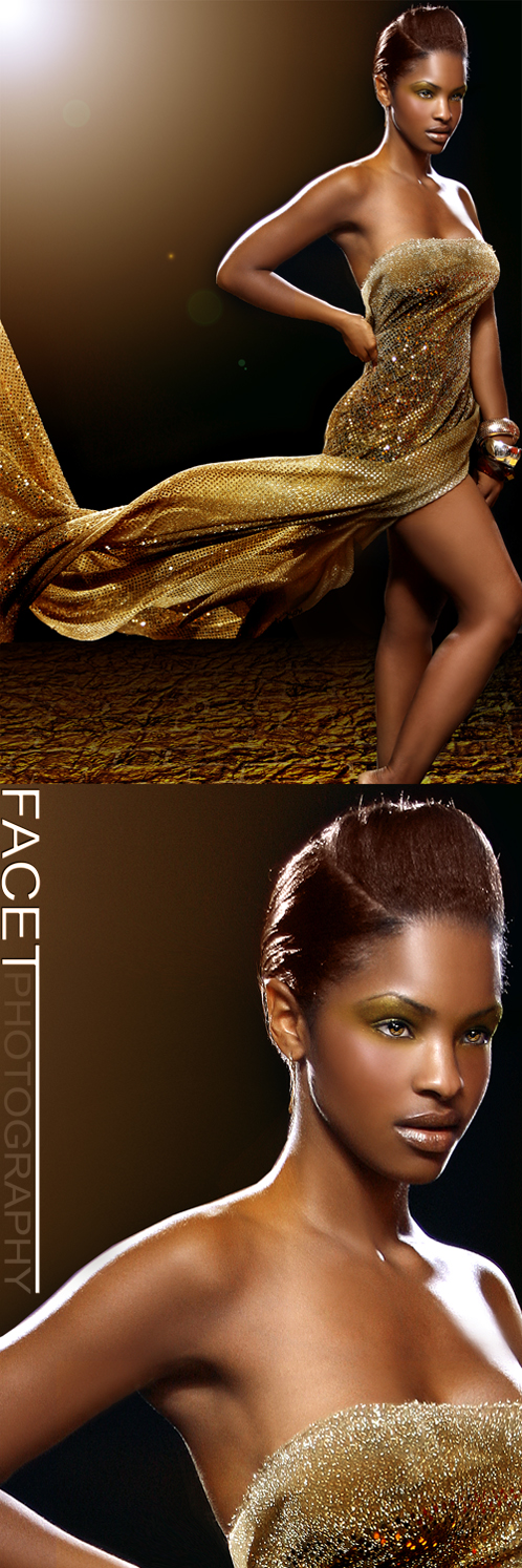 Male and Female model photo shoot of Facet Studio and Stefanie MiShell in Facet Studios